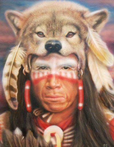 Wolf Spirit Father